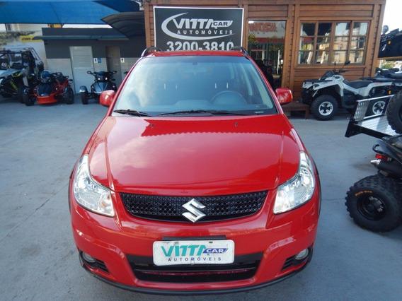 Suzuki - Sx4 2.0 4x4 16v. Gasolina 4p. Automático.2011/2012