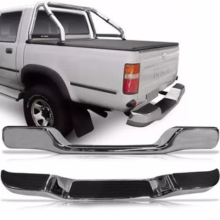 Paragolpe Trasero Hilux 1993 1994 1995 1996 1997 1998 1999 2000 2001 2002 2003 2004