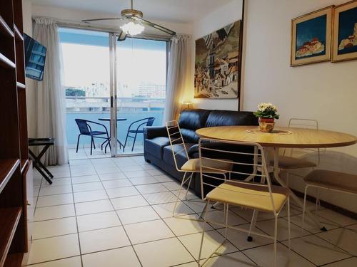 Imagen 1 de 14 de Venta Apartamento 1 Dormitorio Punta Del Este Garaje Balcón