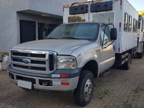 Ford F 4000 4x4 Ano 2011 No Chassi
