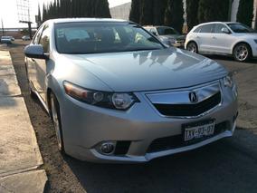Acura Tsx 2013 4p V6 3.5 Aut