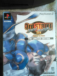 Street Fighter 3 Special Edition Jap