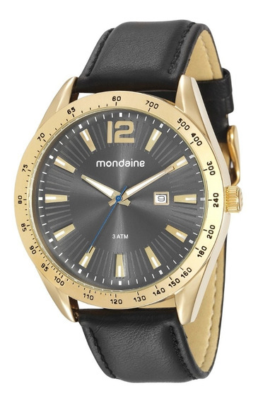 Relógio Masculino Mondaine Análogo Social 76692gpmvdh2 C/ Nf
