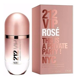 Perfume Importado Mujer Carolina Herrera 212 Vip Rose Edp 30ml