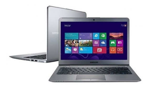 Notebook Samsung Ultrafino Amd-a4 4355m, 500gb Hd, 6 Gb Ram