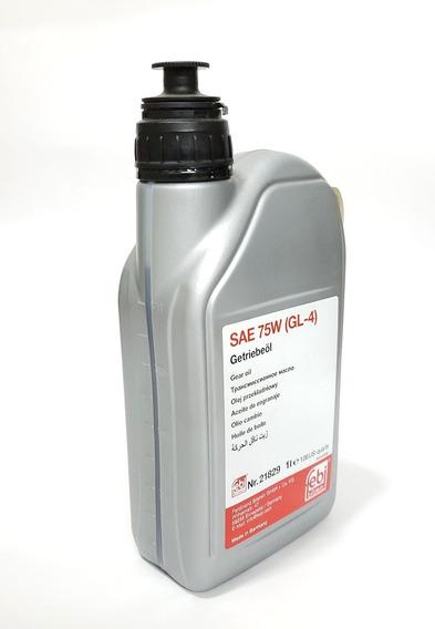 Óleo Transmissão Mecânica 75w Gl-4 Febi 100% Sintético