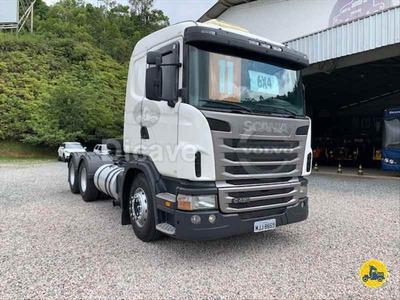 Scania G420 6x4t 2010/2011
