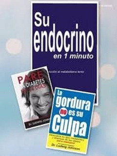 Su Endocrino En Un Minuto + 14 Libros Información Completa