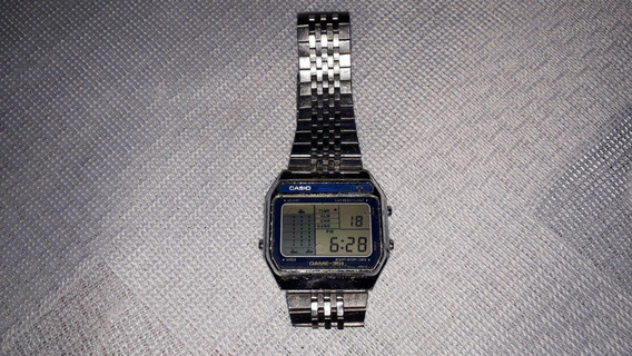 Casio Game - 301 Submarino Japan Raro Funcionando Ok