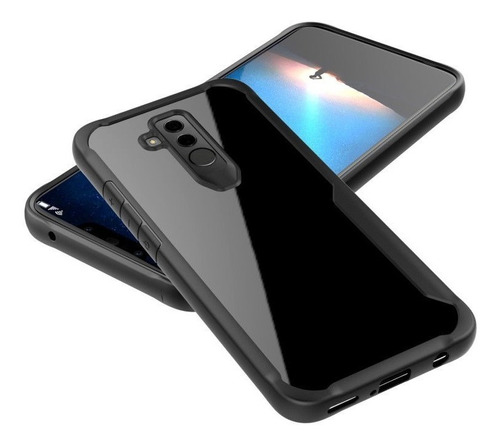 Forro Protector Acrílico Antigolpe Para Huawei Mate 10 Lite
