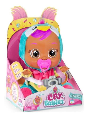 Imagen 1 de 4 de Cry Babies Bebes Llorones: Loretta