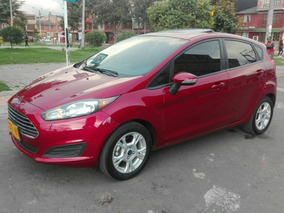 Ford Fiesta Hb 1600cc M/t Full Equipo Con Sun Roof 2015