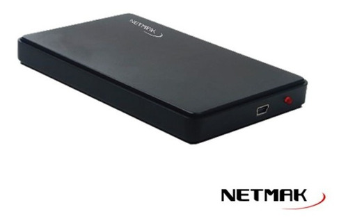 Carry Disk Netmak Nm-carry3 Externo 2.5 Usb 3.0 Cable Sata