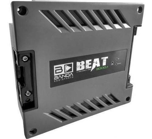 Imagem 1 de 1 de Modulo Amplificador Banda Beat 3001 3000 Wrms 1 Ohm