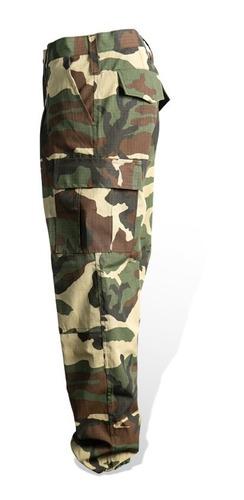 Imagen 1 de 2 de Pantalon Bombacha Camuflada Hombre