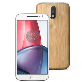 Celular Motorola Moto G4 Plus Xt1642 32gb Bambu Vitrine
