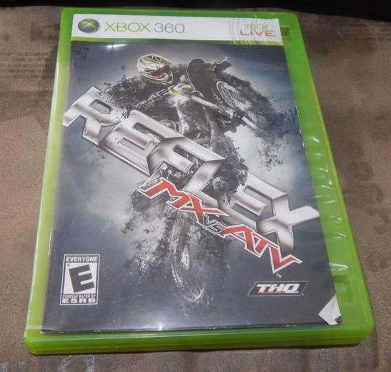 Jogo Original Reflex Mx Vs Atv Xbox 360 X-box 360