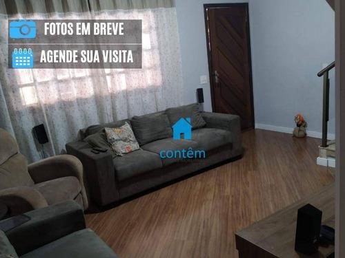 Imagem 1 de 30 de So0190 - Sobrado Com 2 Dormitórios À Venda, 78 M² Por R$ 390.000 - São Pedro - Osasco/sp - So0190