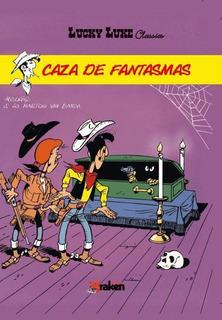 Lucky Luke Caza De Fantasmas, Morris, Kraken