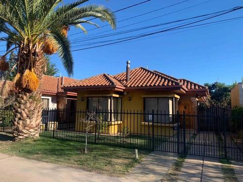 Amplia Casa Rancagua Carretera El Cobre