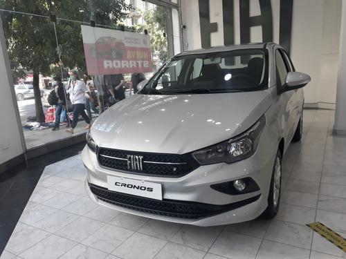 Fiat Cronos Anticipo De $140mil Y Cuotas.tomo Auto Usado- M