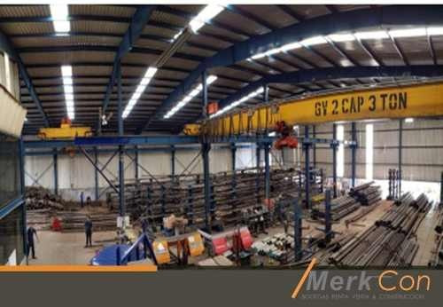 Bodega Industrial En Álamos 1a Sección, Querétaro