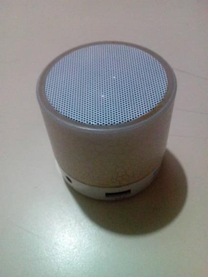 Parlante Corneta Altavoz Bluetooth Micro Sd Fm Radio