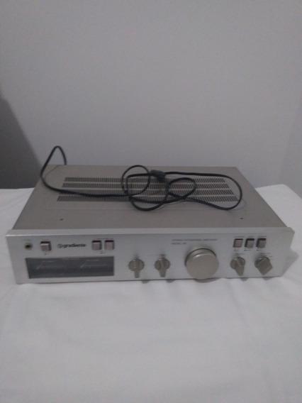 Amplificador Gradiente Model 86, R$500,00