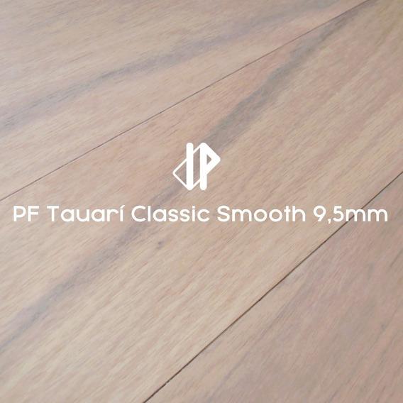 Piso Madera Pf Ing Tauari Classic Smooth 9,5mm Indusparquet