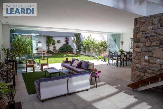 Casa De Vila Brooklin - São Paulo - Ref: 576029