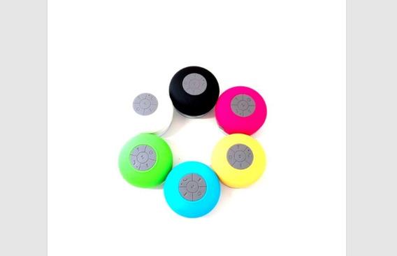 Kit Caixa De Som Bluetooth S/fio 4 Undades Resistente Cores.