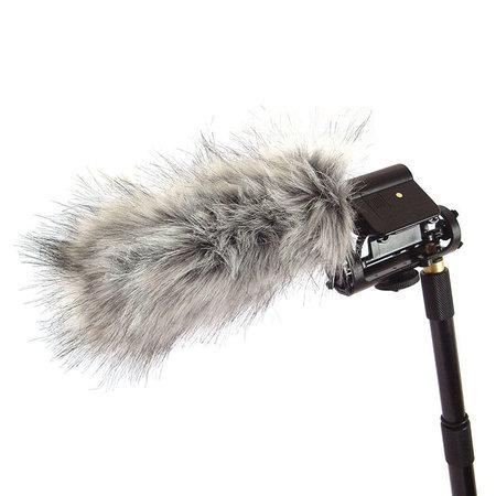 Protetor De Vento Windscreen Deadcat Para Microfones De 10cm