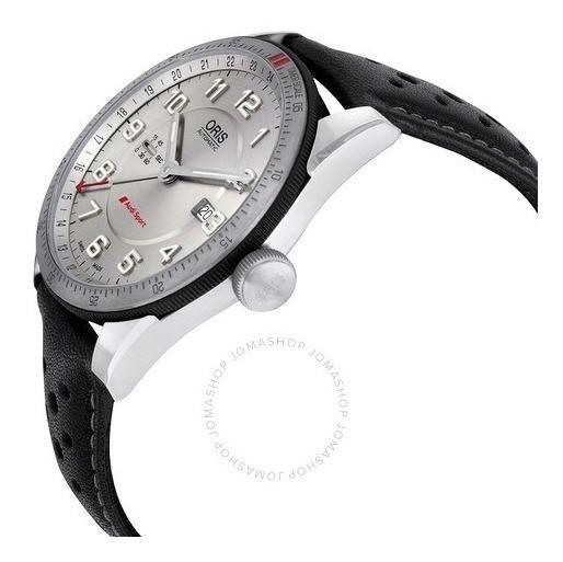 Relógio Oris Gmt - Artix, Audi Sport. Pronta Entrega.
