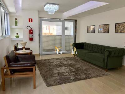 1 Dormitório No Canto Do Forte Com 82 Mil De Entrada - Ap1992