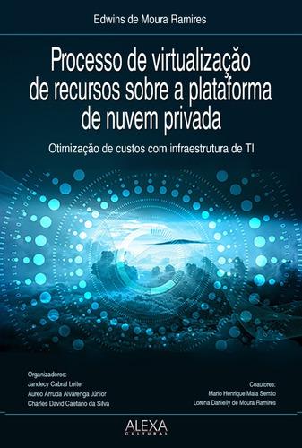 Imagem 1 de 1 de Proc. De Virtualização De Rec. Sobre A Plataforma Nuvem Priv