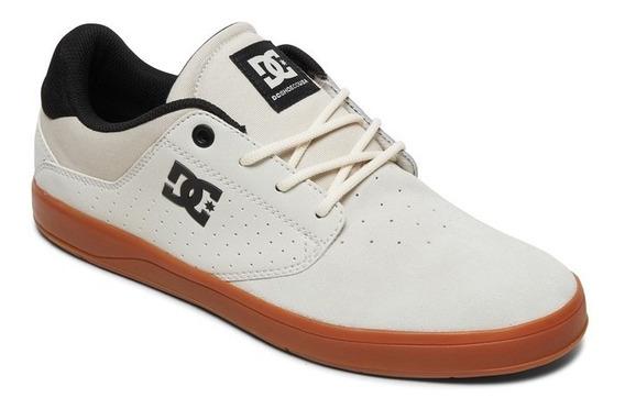 Zapatillas Dc Shoes Mod Plaza Beige Marron Nueva Coleccion