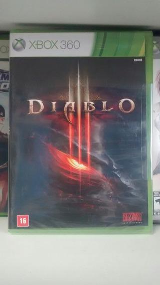 Jogo Para Xbox 360: Diablo . Frete Grátis!