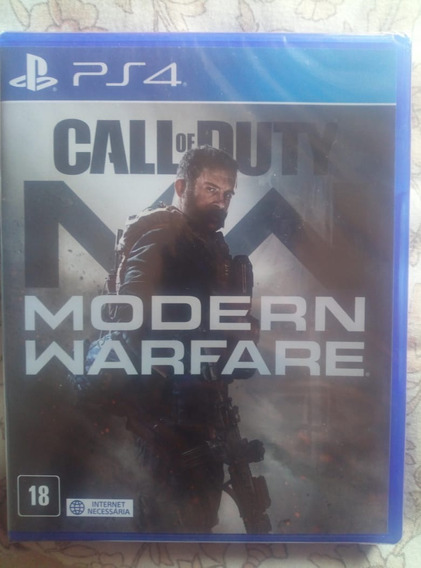 Call Of Duty Modern Warfare Ps4 Lacrado