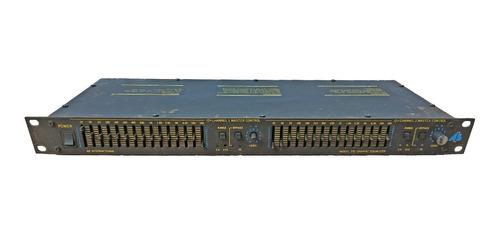Imagen 1 de 2 de Ecualizador Grafico Ab 215 Graphic Equalizer