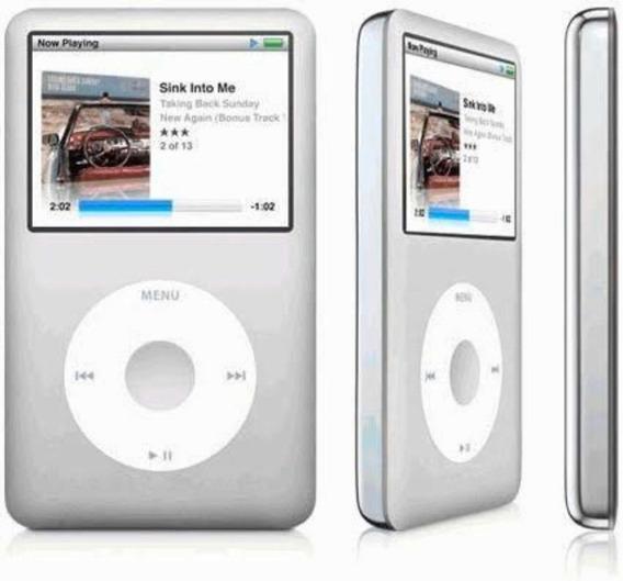 iPod Classic 6° Geração 160gb
