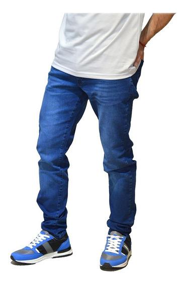 Jean Pantalon Skinny Chupin Hombre Mistral Moda 15974