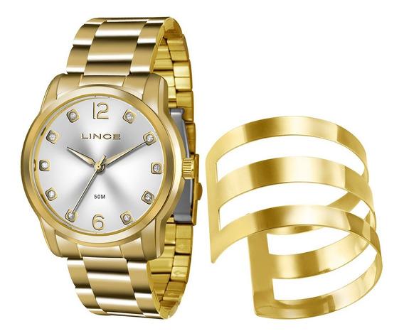 Relógio Lince Feminino Lrg4391l K191s2kx