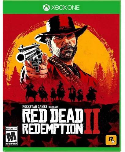 Red Dead Redemption 2 Xbox One Fisico Nuevo Envió Gratis