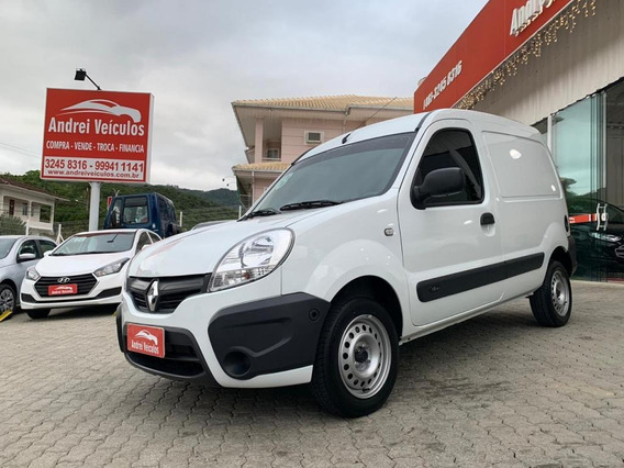 Renault Kangoo Express Porta Lateral 1.6 Flex Completa 2018