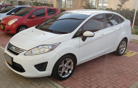 Ford Fiesta Sportback Se, Motor 1.6 2012 Automático - Blanco