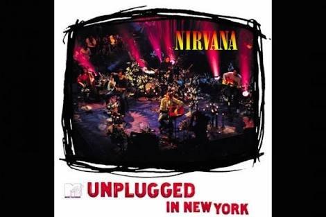 Cd Nirvana - Mtv Unplugged In New York