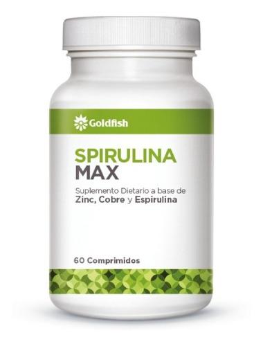 Spirulina Max Goldfish X 60 Comp. + 20% Gratis