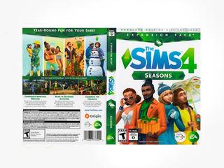 Los Sims 4 Seasons Expansion - Origin Key -entrega Inmediata