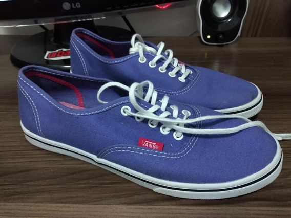 Tênis Vans Authentic Lo Pro N°37