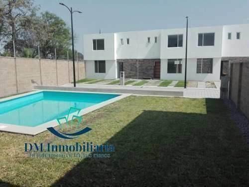 Casa Nueva En Fraccionamiento Villas San Nicolas Tehuacan